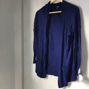 a.n.a Royal blue sweater